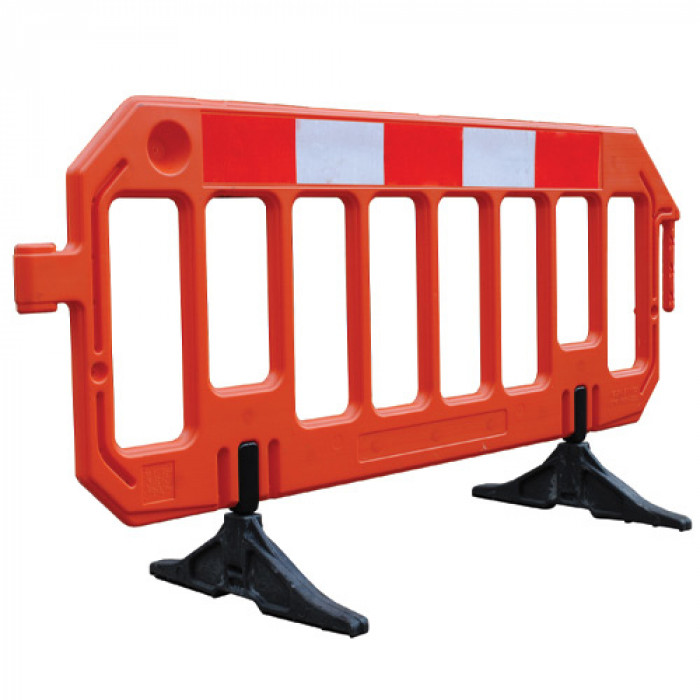 Gate Moulded Pedestrian Safety Barrier - 2 Metre
