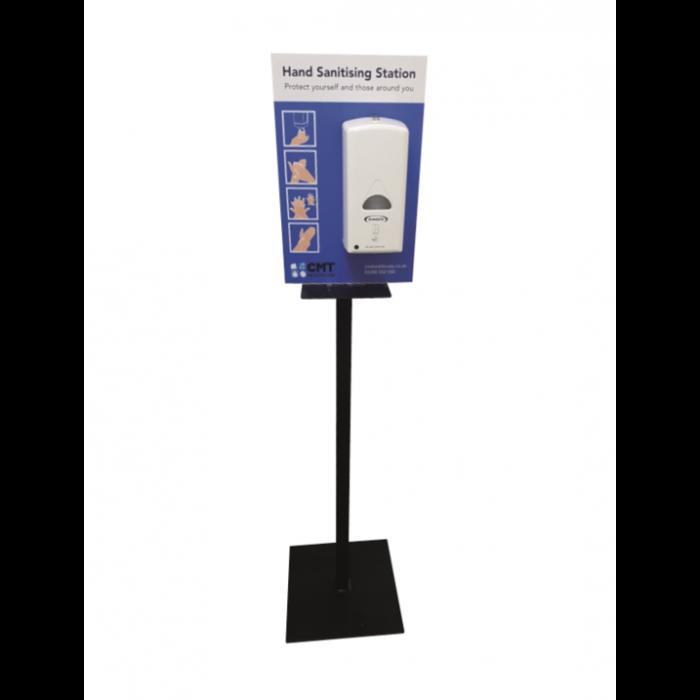 Touch Free Sanitiser Dispenser Stand