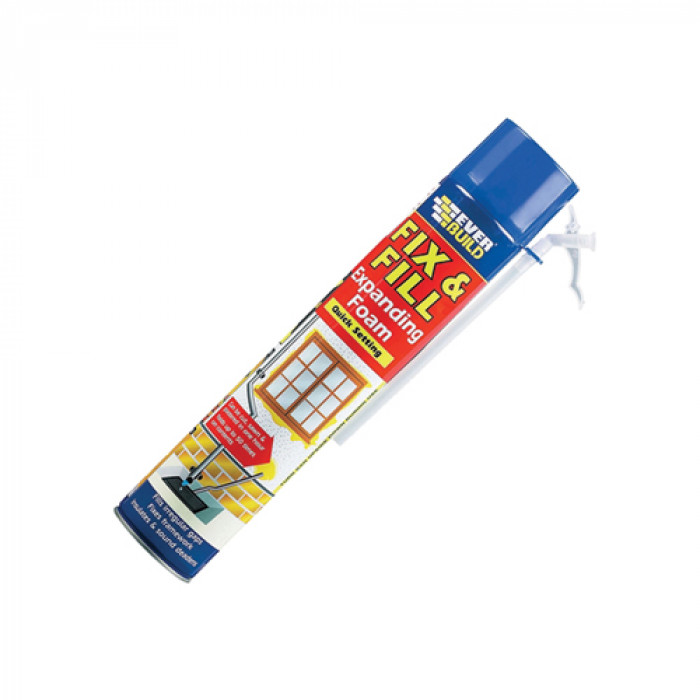 Everbuild Expanding Foam 750ml