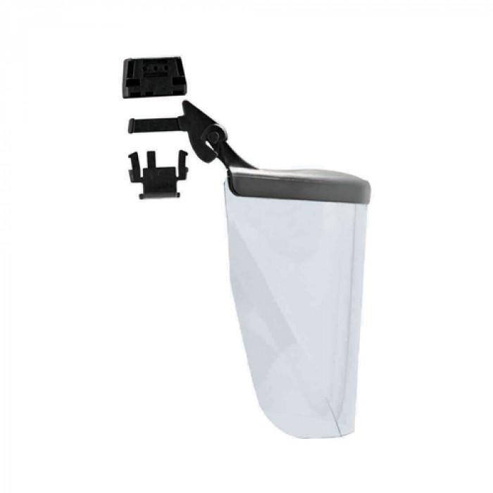 Safety Visor & Carrier for JSP Helmet