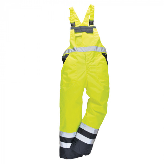 Bib & Brace - Yellow
