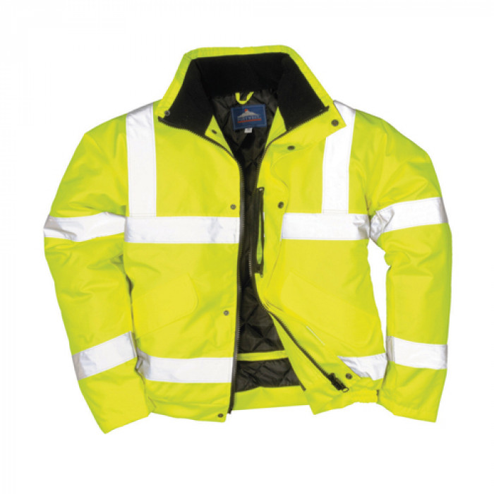 Bomber Jacket - Yellow
