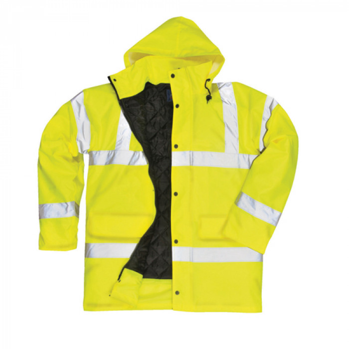 Site Jacket - Yellow