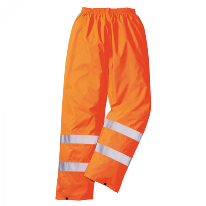 Heavy Duty Waterproof Trouser - Orange