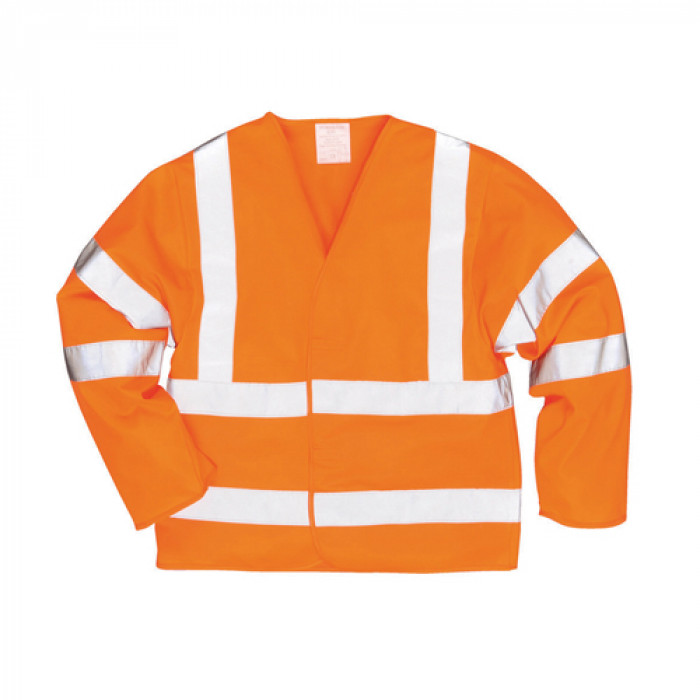 Hi Vis Long Sleeved Vest