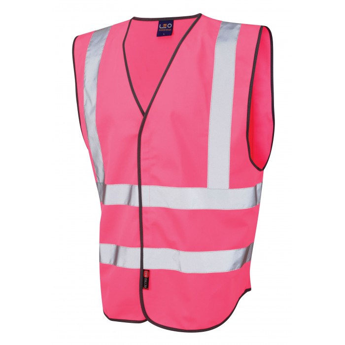 Coloured Vest Pink