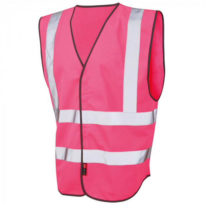 Hi Vis Vest 3XLarge - Pink