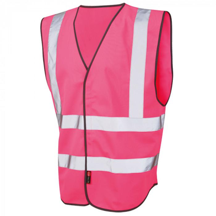 Hi Vis Vest 4XLarge - Pink
