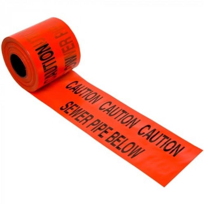 Underground Warning Tape - Sewer