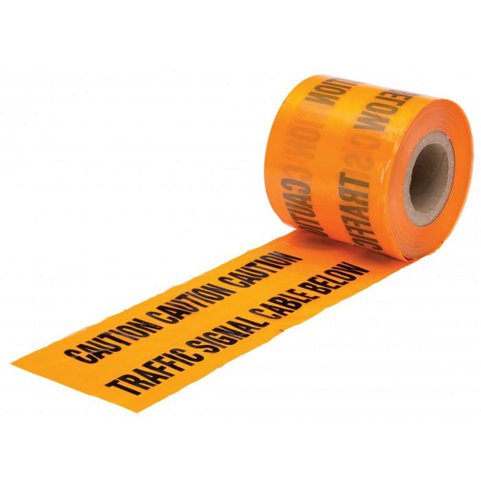 Underground Warning Tape - Traffic Signals