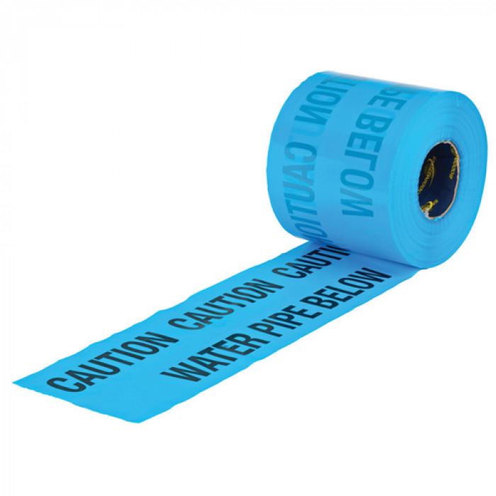 Underground Warning Tape - Water Pipe