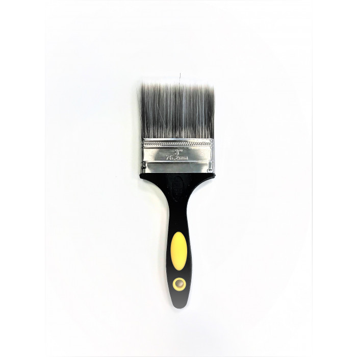 "3"" Professional Paintbrush - Plastic Handle"