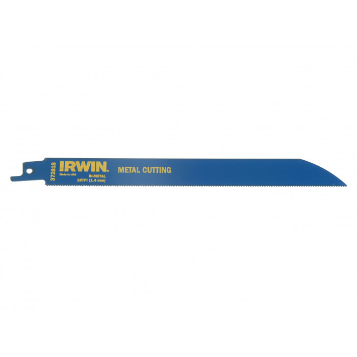 Irwin Metal Reciprocating 200mm Saw Blades