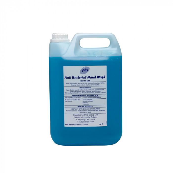 Liquid Hand Soap - 5 L