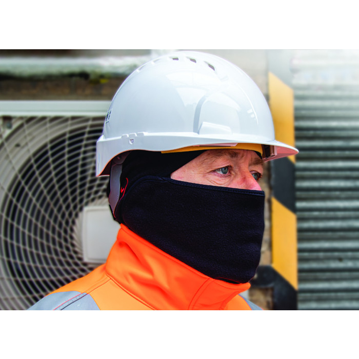 Thermal Helmet Liner with Face Covering