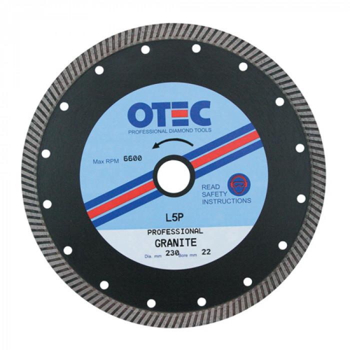 OTEC L5P Professional Specialist Granite Blade