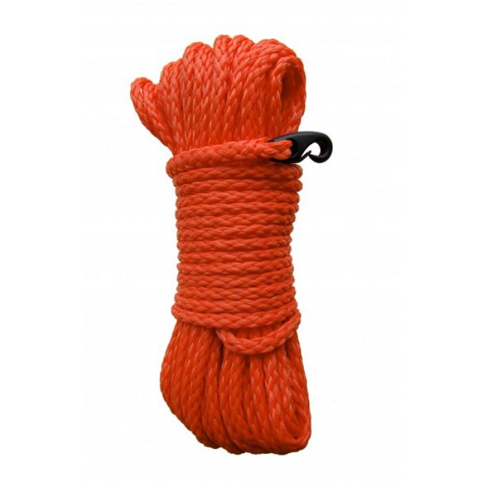 LBR30 | 30m Floating Lifebuoy Rope | Orange | CMT