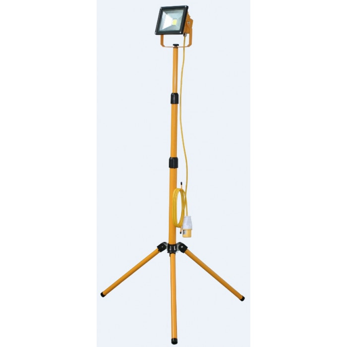 LED Single Head Tripod Light