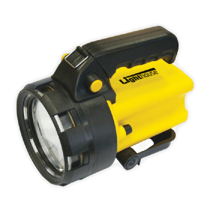 Rechargeable Torch c/w Battery Charger