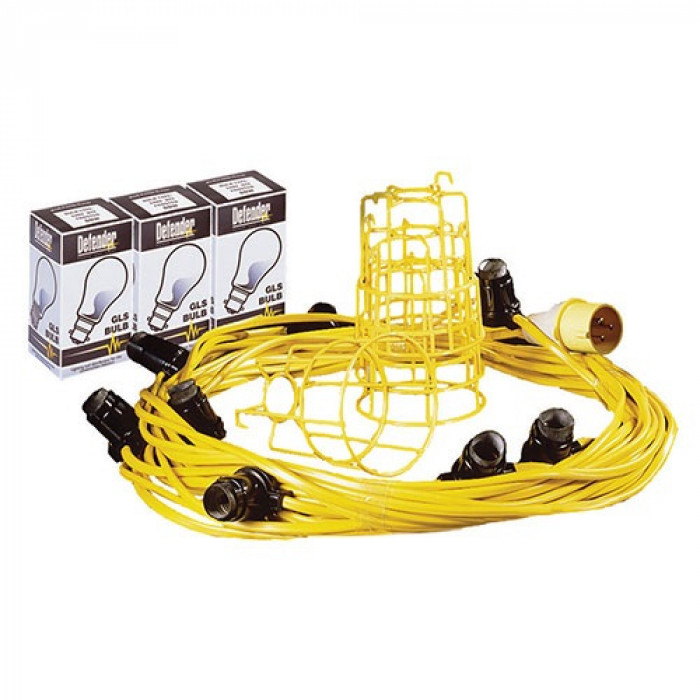 Festoon Lighting Kit 25m