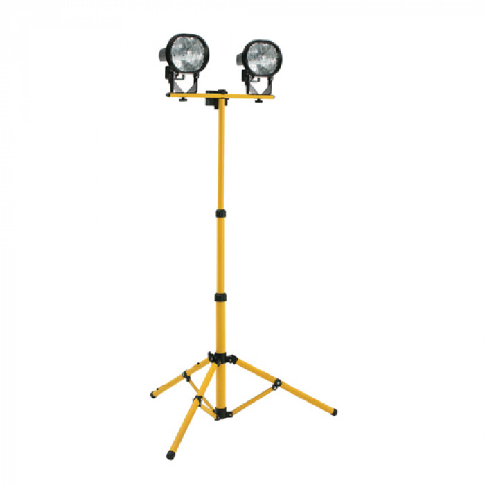 Twin Head Halogen Worklight