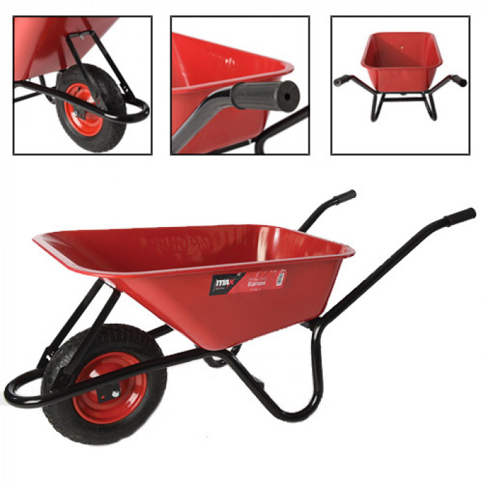 MAXBarrow 100 Litre Contractor's Wheelbarrow - CMT