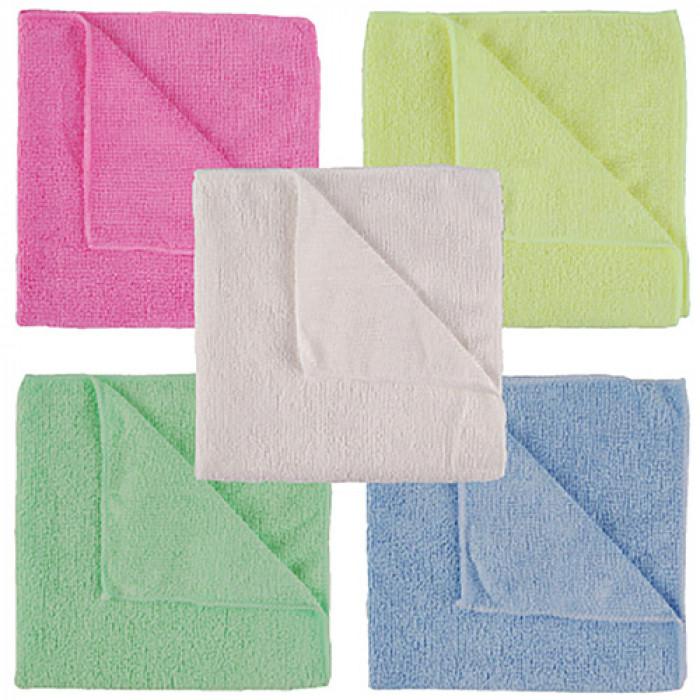 Microfibre Cloths - Pack Of 10