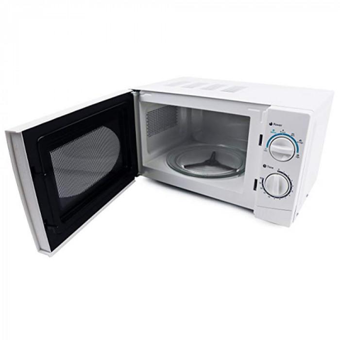 White Premi Site Microwave - 240V