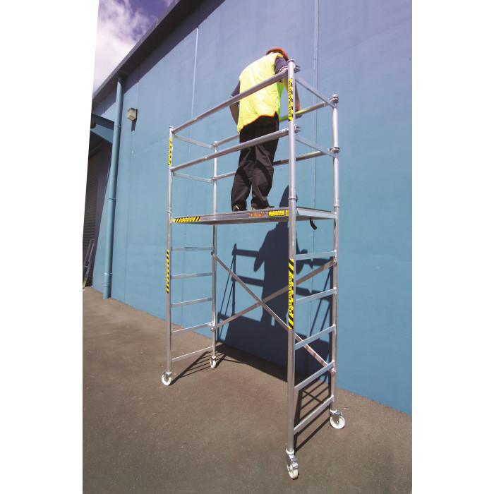 Mini Mobile Scaffold 1.9m Scaffold Set