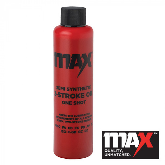 MAX 2 Stroke Oil (One Shot) - 100ml Bottle