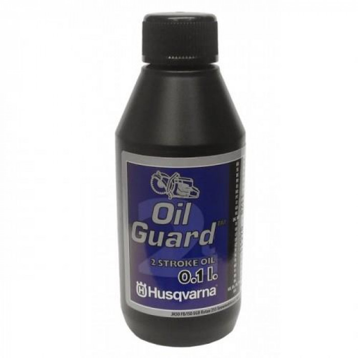 Husqvarna Oil Guard 2 Stroke Oil (One Shot)