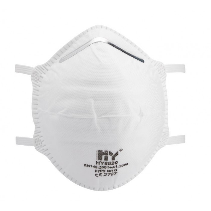 Disposable Moulded Mask FFP2