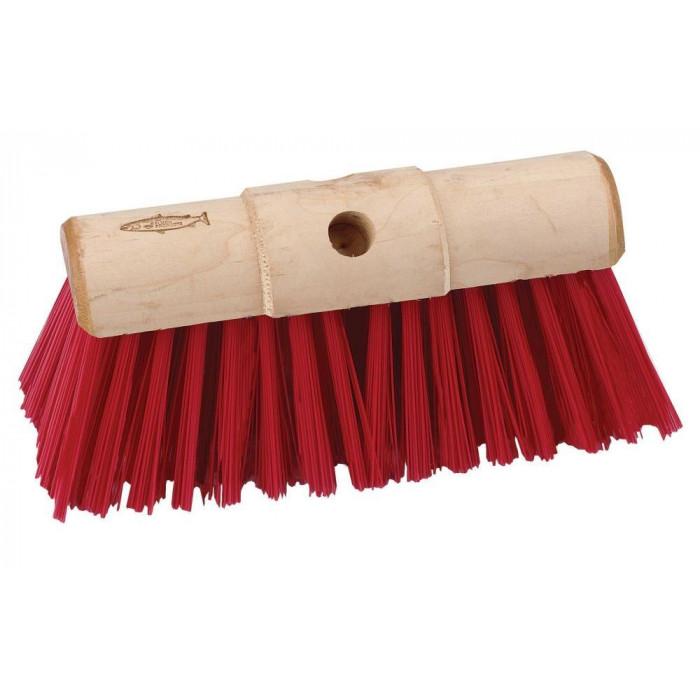 Heavy Duty Poly Bristle Broom Head