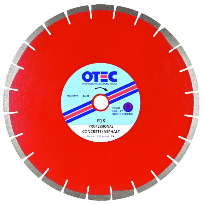 OTEC P18 - Professional