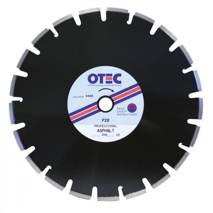 OTEC Professional Diamond Blade - Asphalt