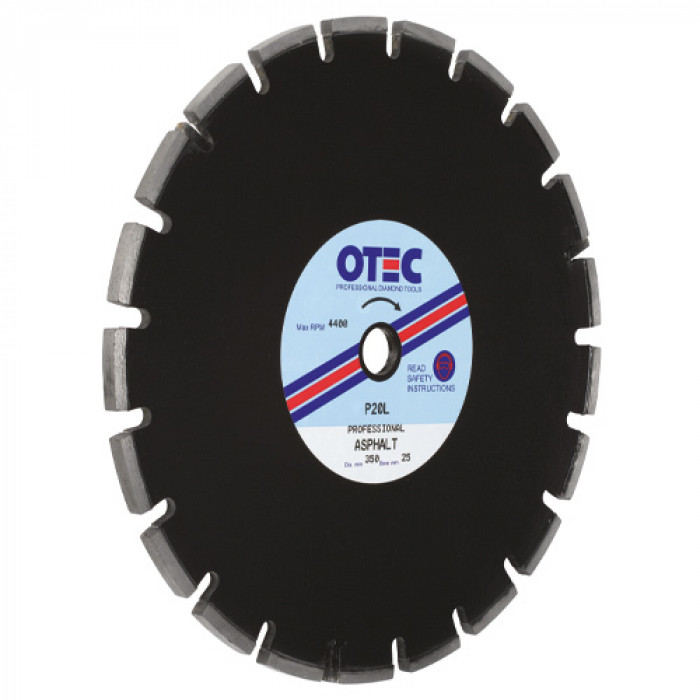 OTEC P20L - Professional Loop Cutting Blade