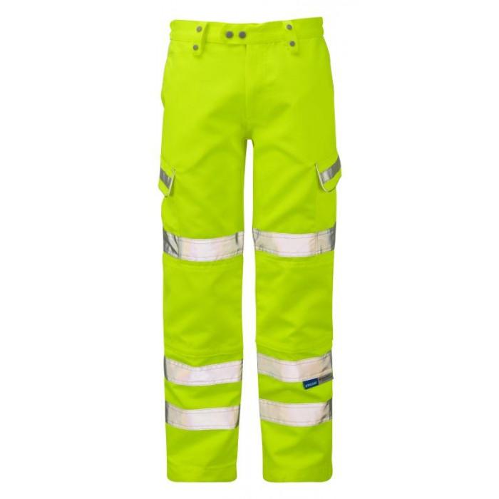 Pulsar Hi-Visibility Teflon Coated Combat Trouser