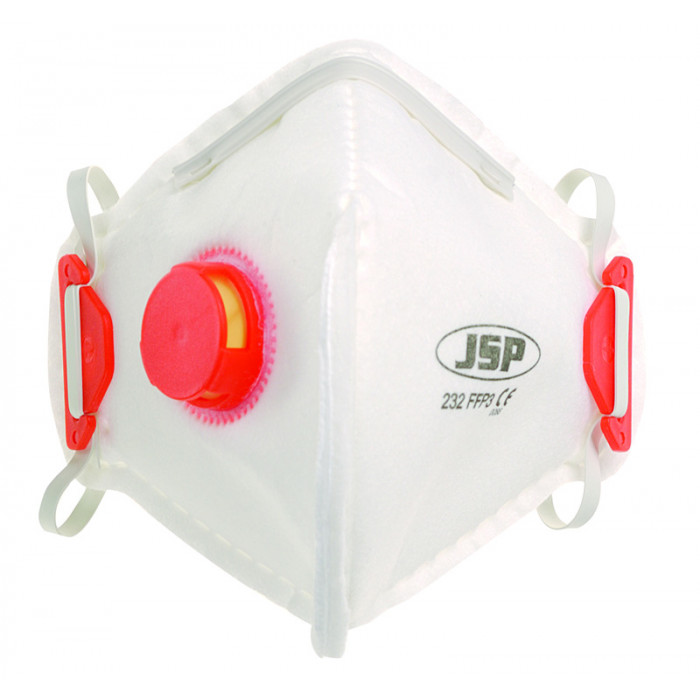 Olympus Foldflat Mask Valved FFP3
