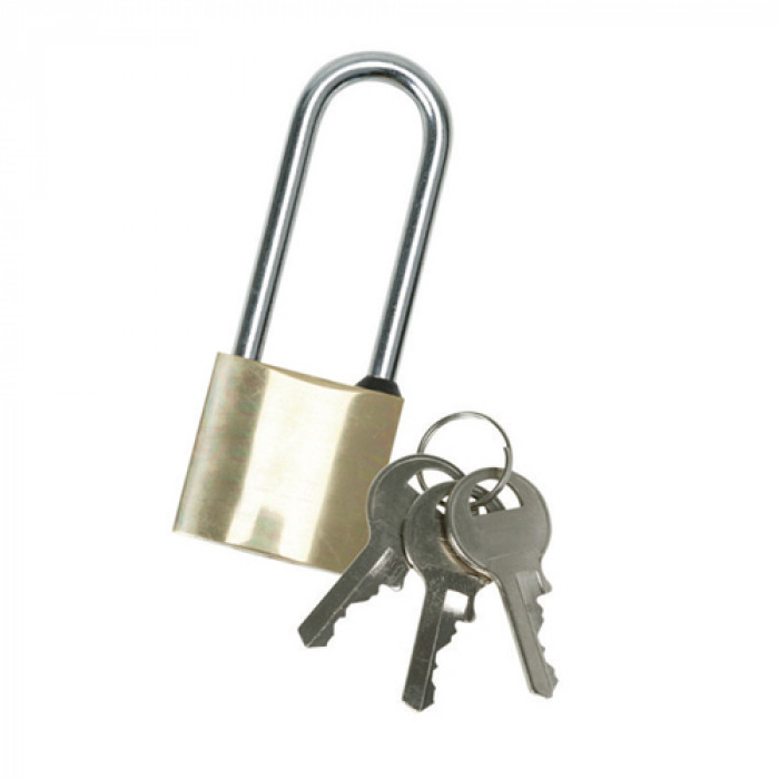 50mm Long Shackle Padlock