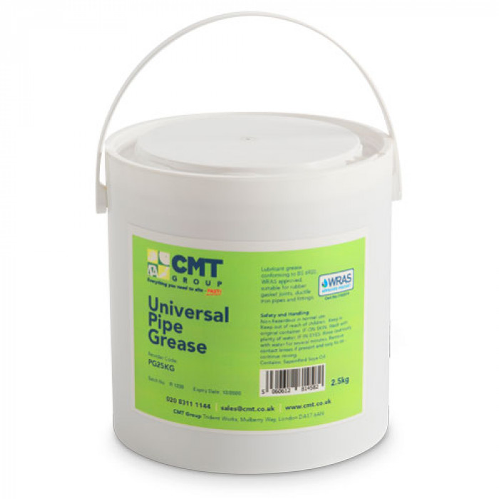 Universal Pipe Grease - 2.5KG Pail