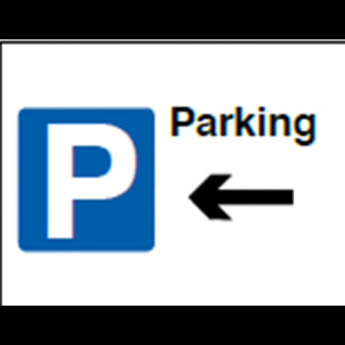 Parking (left)