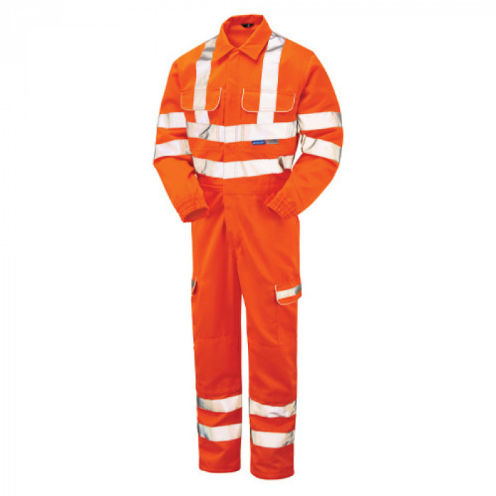 Pulsarail Polycotton Coverall