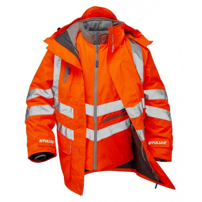 PULSAR® Rail Spec 7-in-1 Storm Coat