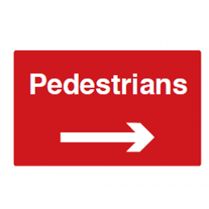Pedestrians (Right Arrow)