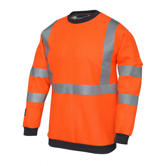 Progarm FR Arc Hi Vis Orange Sweatshirt GORT