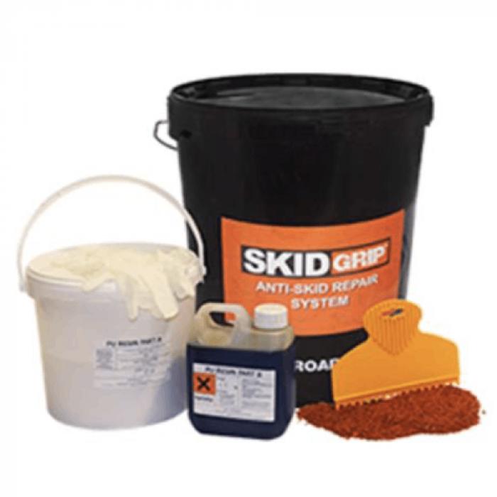 RES25VR | SkidGrip - Antiskid Repair Kit - Emerald Green | CMT Group UK