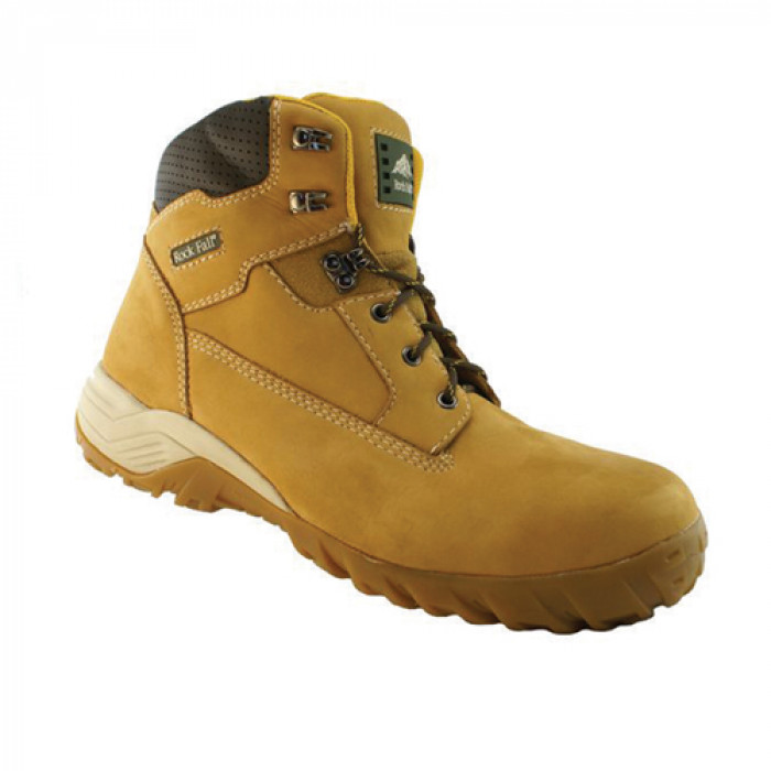Rock Fall - Honey Composite Safety Boot