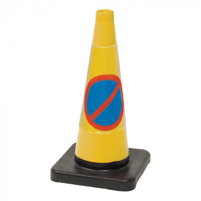 No Waiting Cone - 1 Piece Circular
