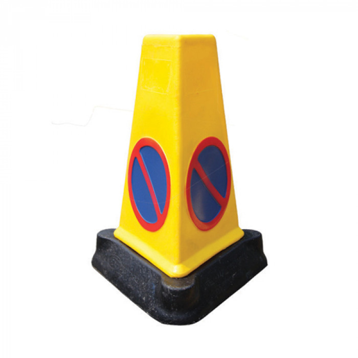 No Waiting Cone - 2 Piece Triangular