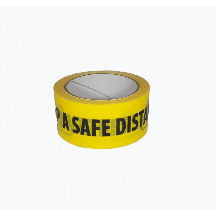Self adhesive floor/door tape